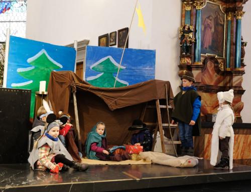 Gottesdienstangebot zu den Weihnachtsfeiertagen