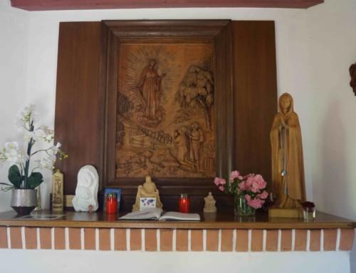 Kapellen geöffnet