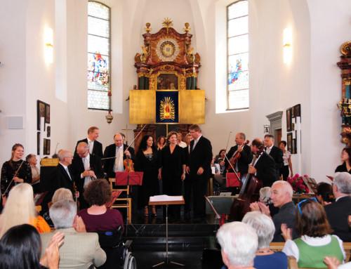 """Barockkonzert """"30 Jahre Jubiläum"""""""