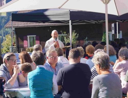 """120 Jahre Kapelle Farnach """"Michelefest"""""""