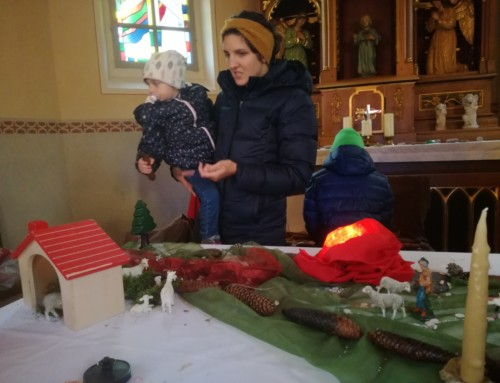 Advent in der Kapelle Farnach