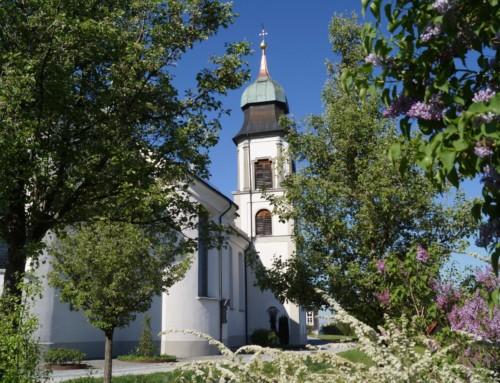 Etappenziel Basilika