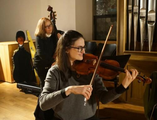 Feiertagsmusik mit Musica Sacra
