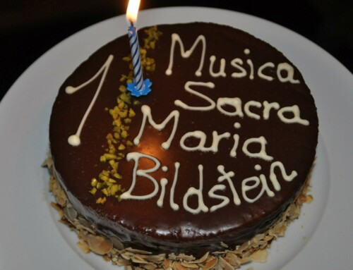 Musica Sacra feiert 1. Geburtstag