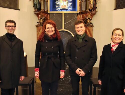 Musica Sacra am Fest des Hl. Josef