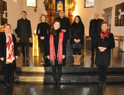 Berührende Feierstunden mit Musica Sacra