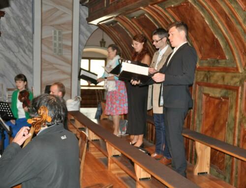 SolistInnen des Vereins Musica Sacra zu Gast im Stift Göttweig